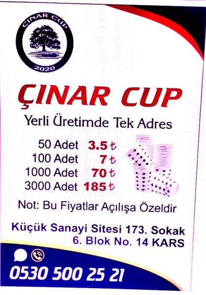 ÇINAR CUP
